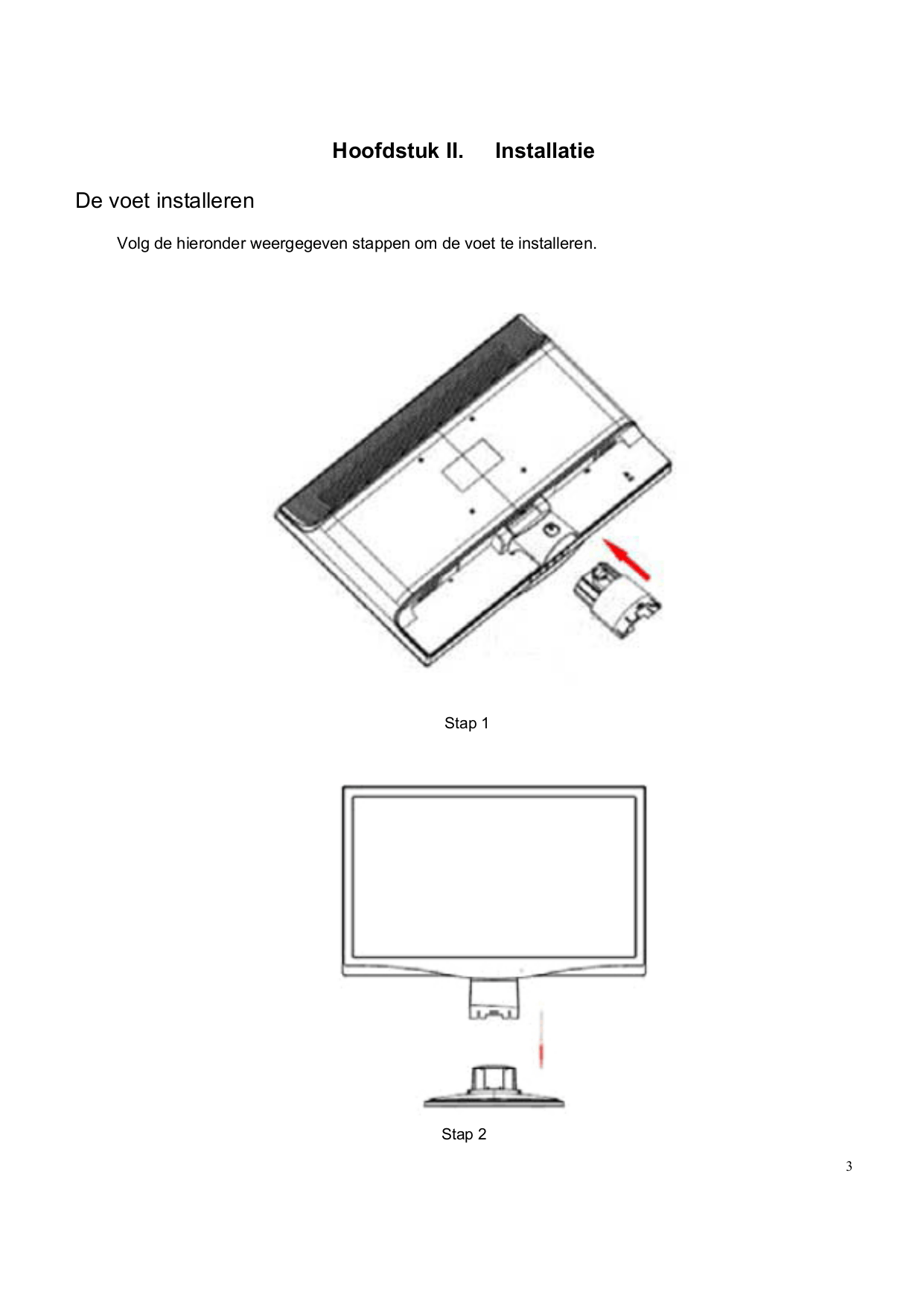 PDF manual for HP Monitor S2331a
