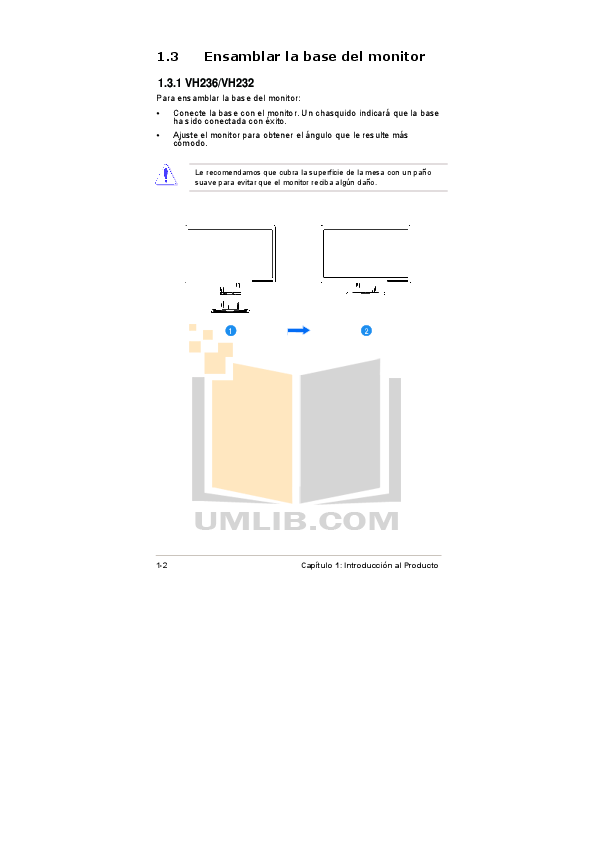 ASUS VH236H MANUAL PDF