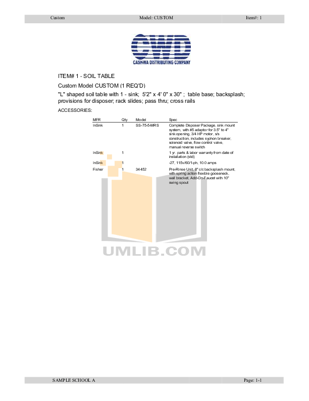 Download free pdf for Berkel 823E Slicers Other manual