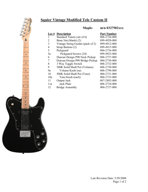small resolution of squier telecaster ii wiring diagram 35 wiring diagram squier telecaster custom wiring diagram squier affinity tele wiring diagram