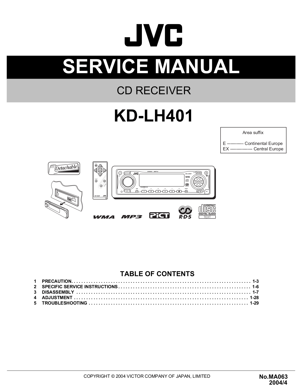 jvc car stereo wiring diagram face muscles harness for kd hdr50