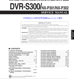 yamaha home theater dvx s302 pdf page preview  [ 1275 x 1651 Pixel ]