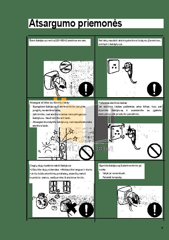 PDF manual for Haier Refrigerator HRF-318K