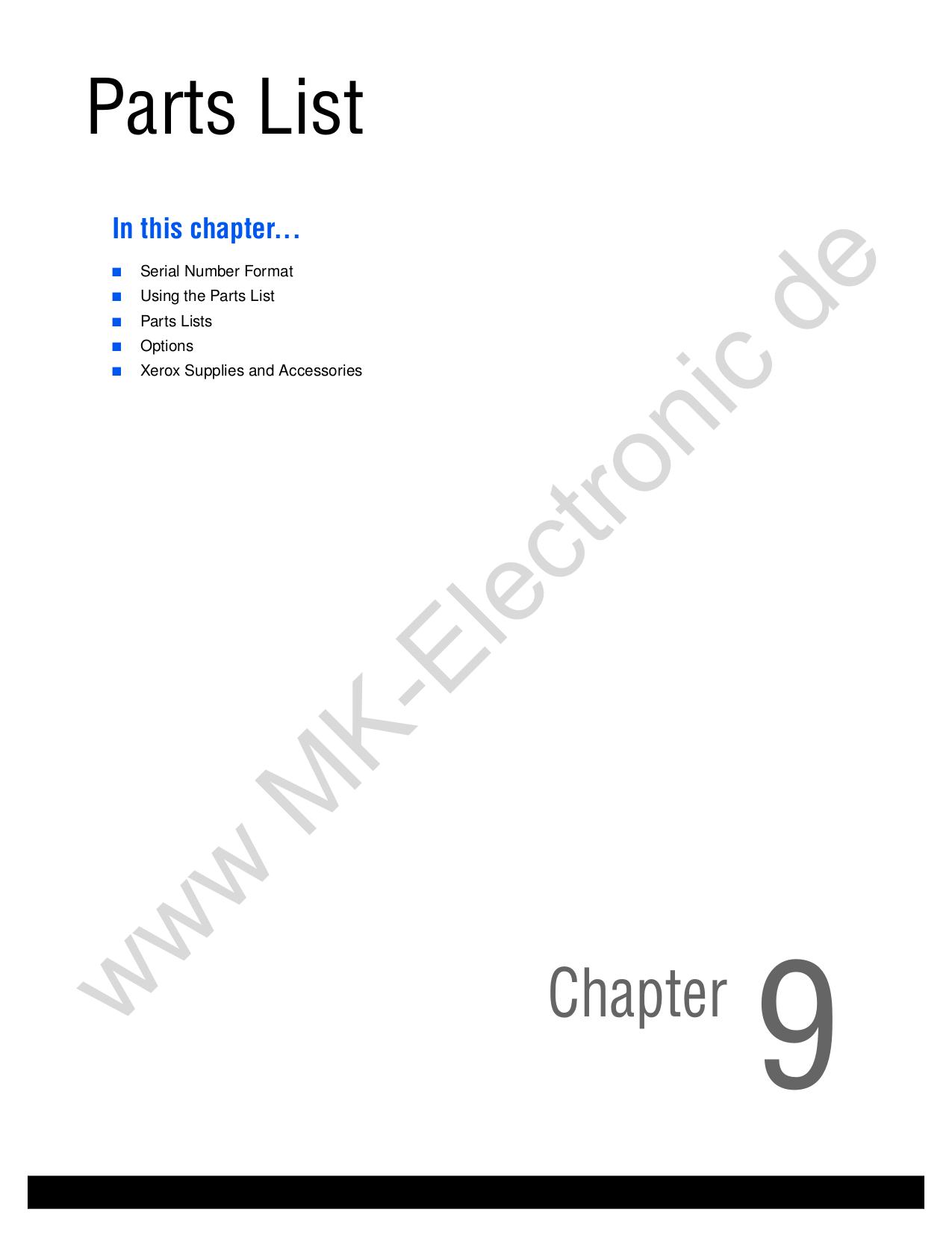 Download free pdf for Xerox WorkCentre 3220 Multifunction