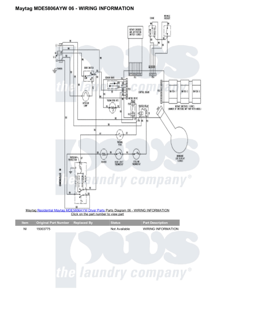 small resolution of maytag lat9205aae manual free manual here over genuine maytag replacement hassle free guaranteed fit time about model had starting wired lc46sv50u manual