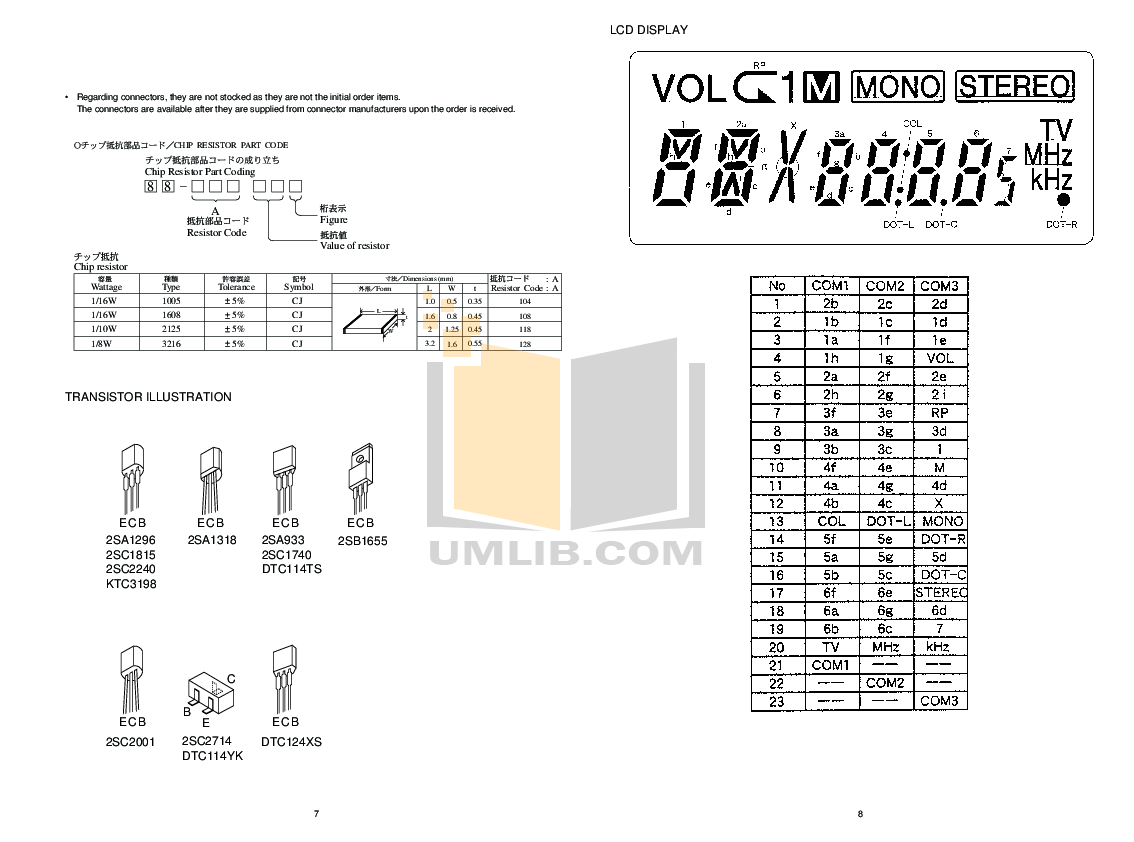 PDF manual for Aiwa Other CA-DW247 Stereo Systems