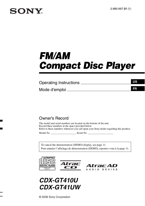 medium resolution of sony cdx gt200 wiring diagram pdf download free pdf for sony cdx gt41uw car