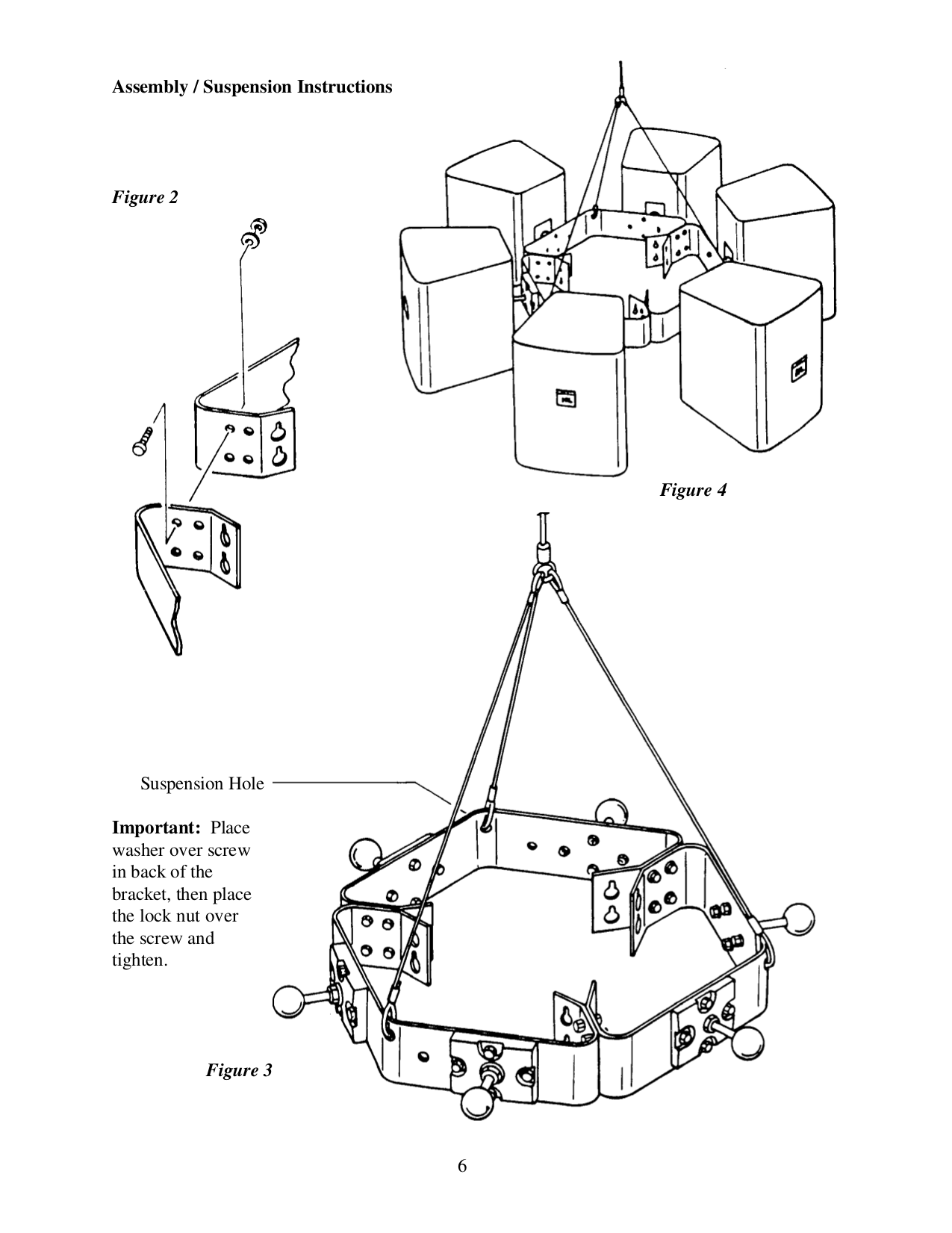 PDF manual for JBL Speaker Control Control 25AV