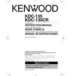 kenwood cd player wiring diagram kdc x493 [ 1241 x 1755 Pixel ]