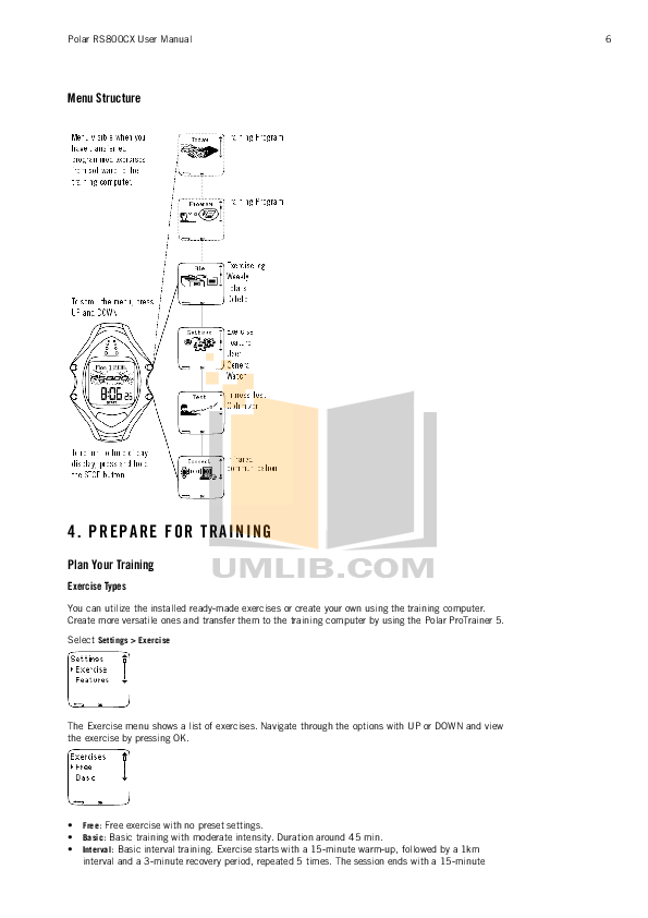 PDF manual for Adidas Watch ADP3011
