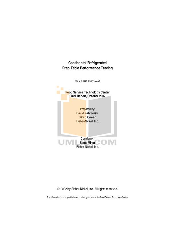 Download free pdf for Continental SW72-30M Refrigerator manual