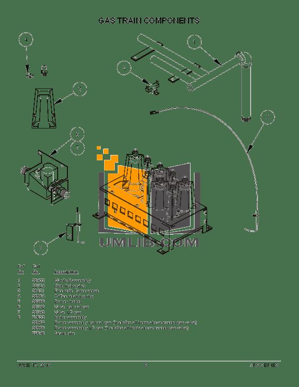 PDF manual for Blodgett Oven XR8-G