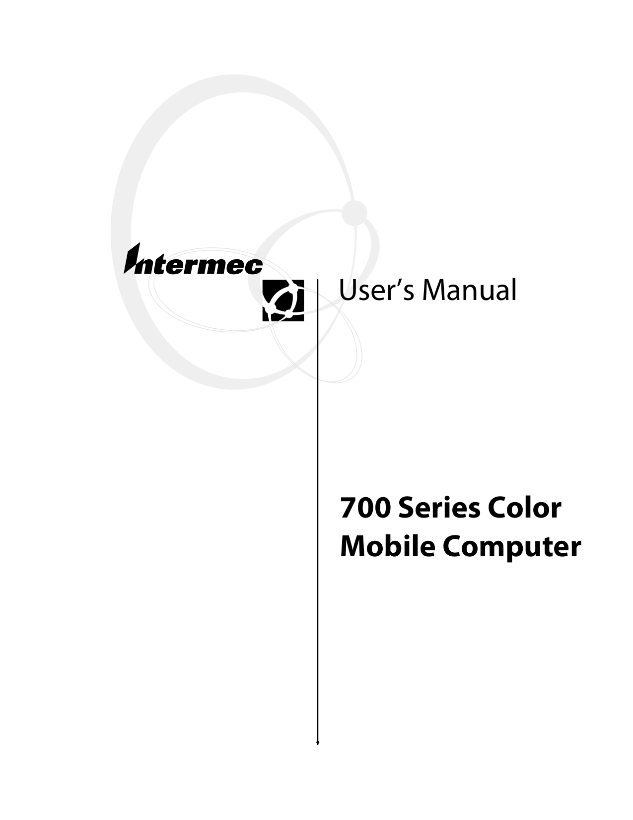 Download free pdf for Intermec 700 Series 761B Cell Phone