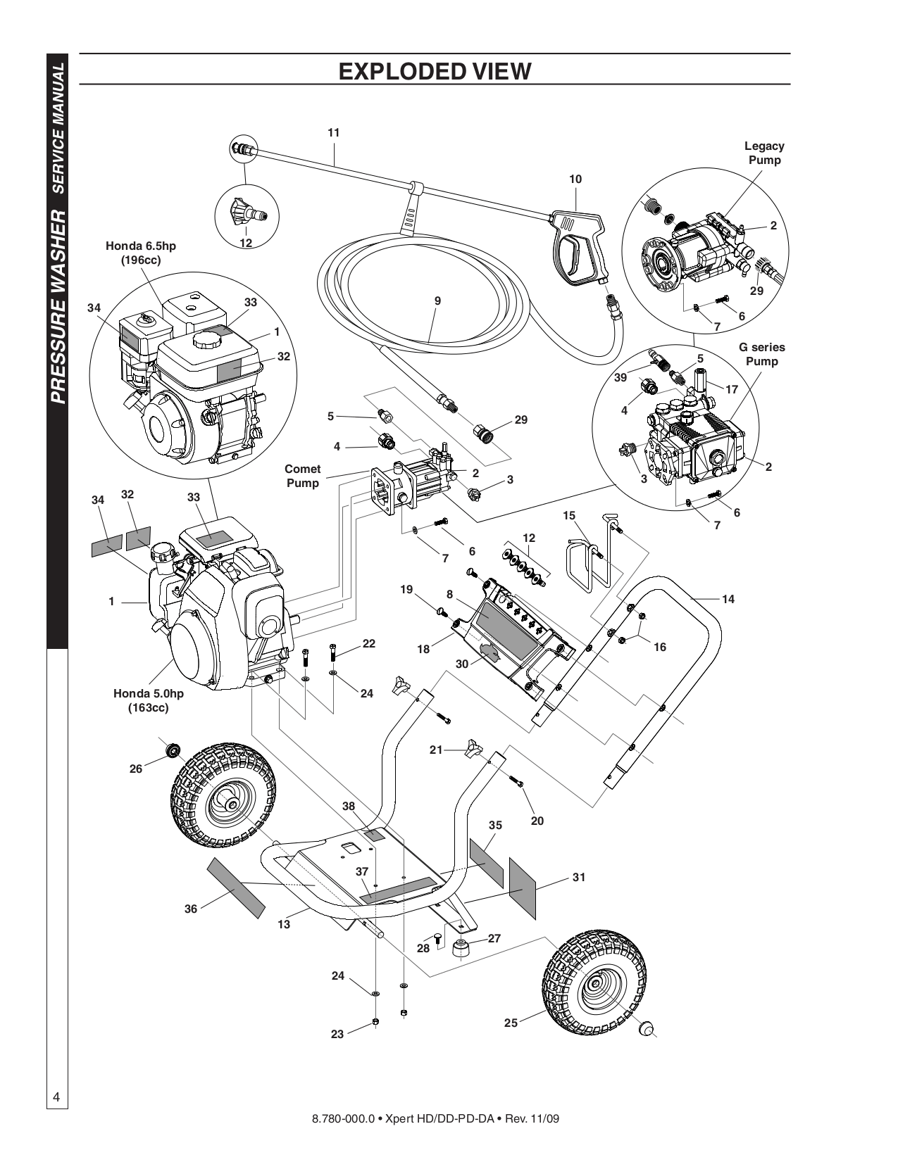 PDF manual for Karcher Other HD 3500 DB Pressure Washers