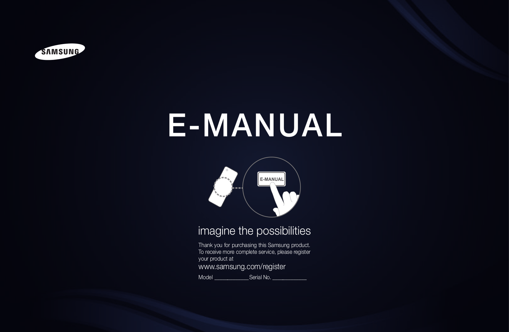 samsung e manual
