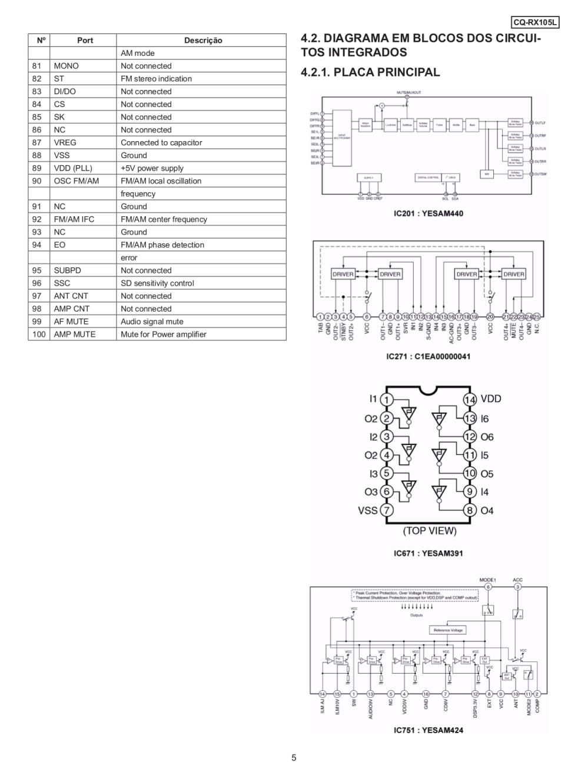 medium resolution of pdf manual for panasonic car receiver cq rx100u panasonic cq rx100u wiring diagram
