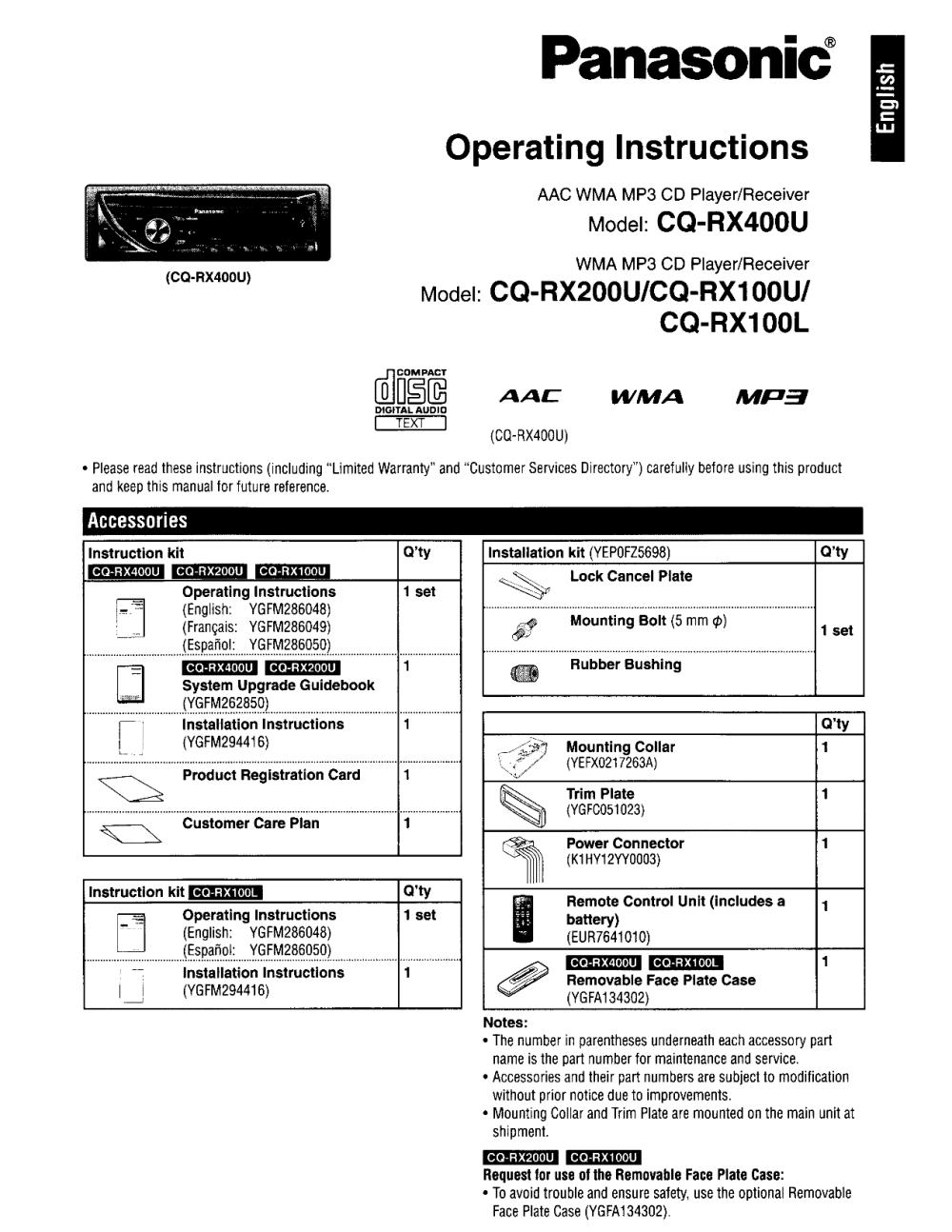 medium resolution of delighted panasonic cq c7301u wiring diagram images the best rx400 panasonic cq c7301u wiring diagram