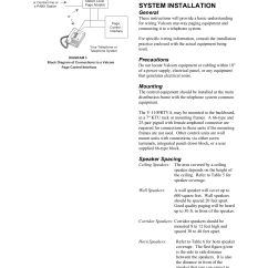 Valcom Paging Horn Wiring Diagram 7 Pin Trailer Plug Uk V 2006a 29 Images