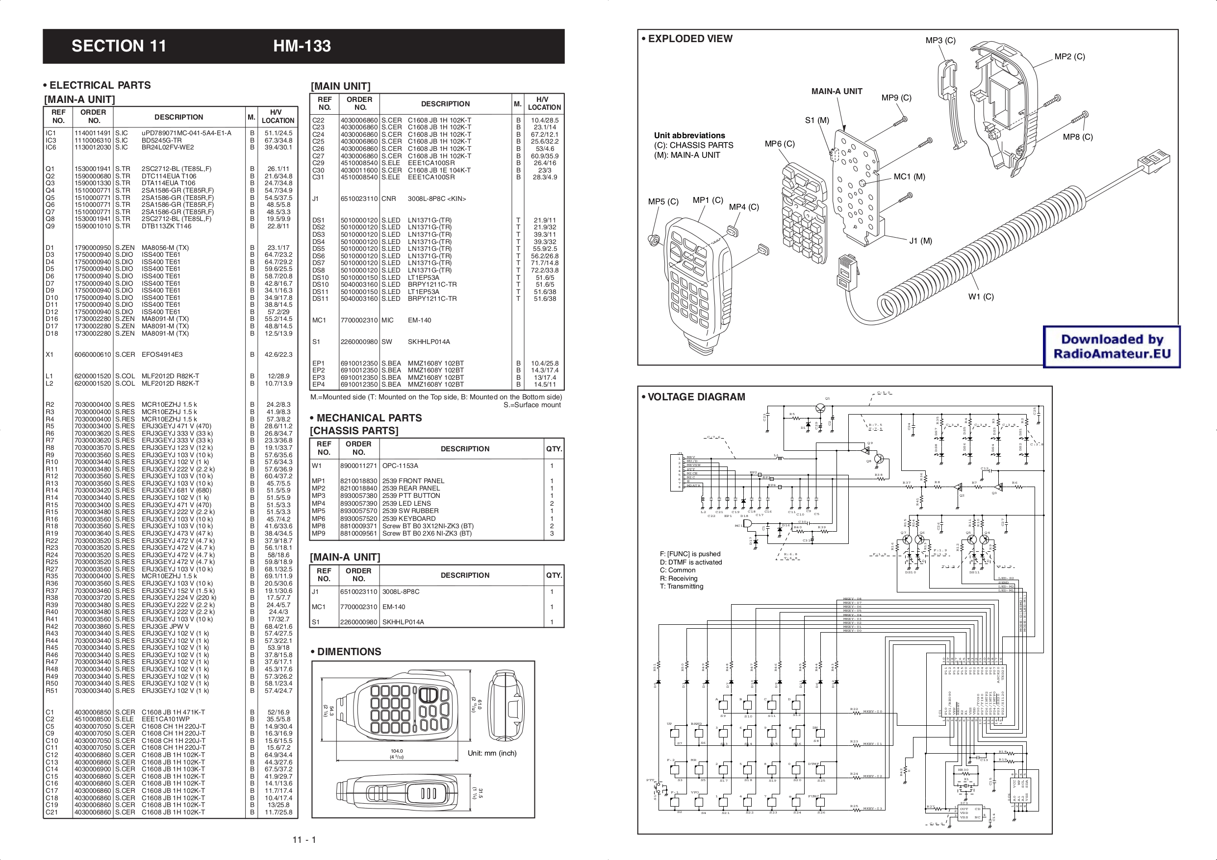 Mic Wiring Diagram: Wiring diagram mm headphone jack