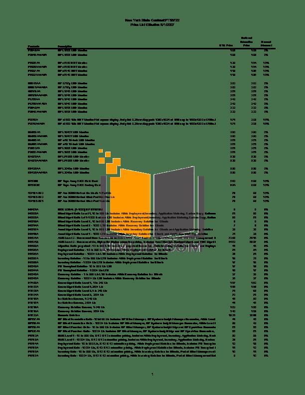 Download free pdf for HP Compaq dx2200 MT Desktop manual