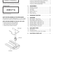 Sony Cdx Gt610ui Wiring Diagram Origami Ball 610 Xplod Car Stereo