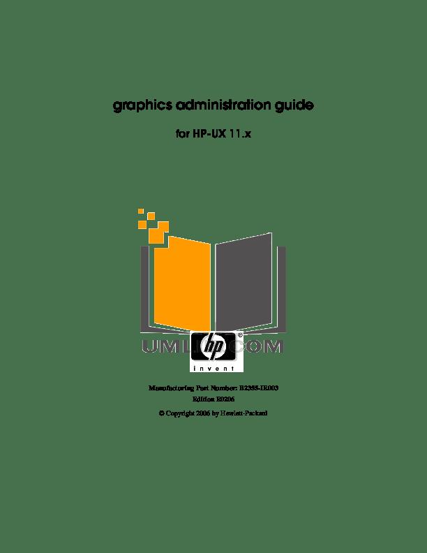 Download free pdf for HP Visualize c3700 Desktop manual