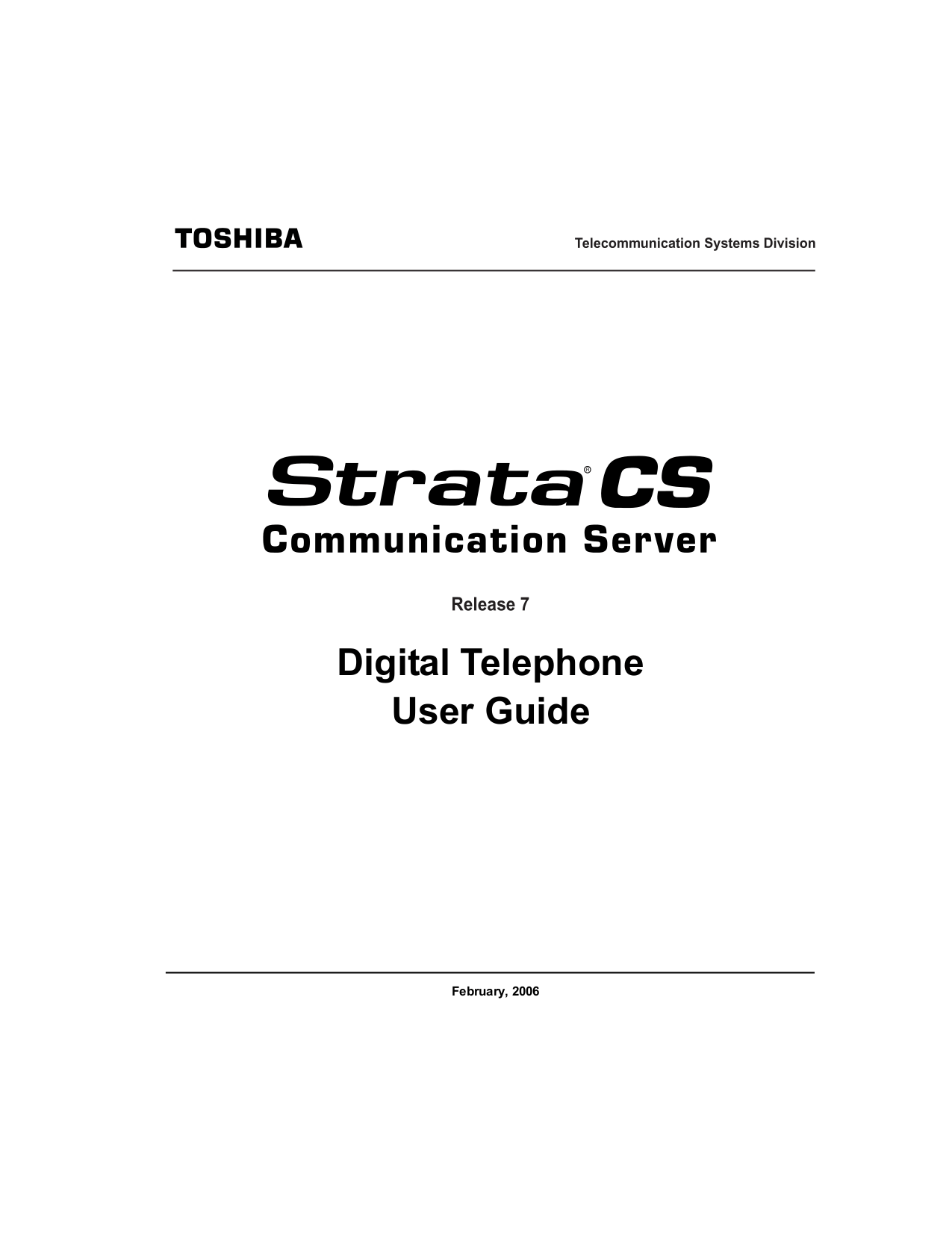 PDF manual for Toshiba Telephone DKT3220-SD