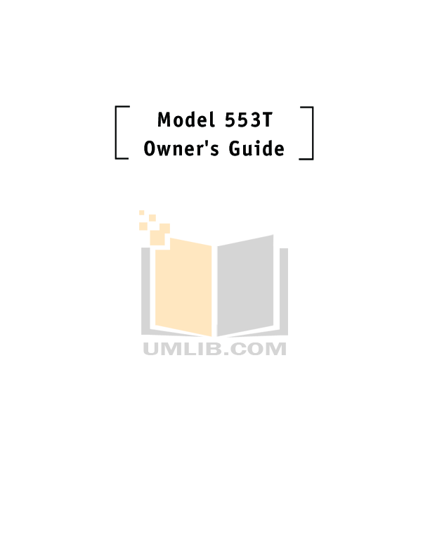 Download free pdf for DEI Hornet 553T Car Alarms Other manual