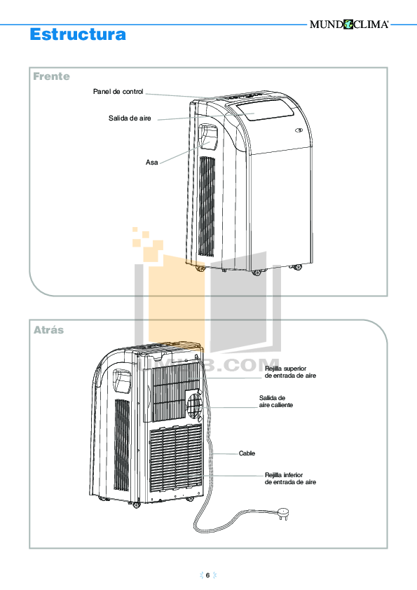 PDF manual for Haier Air Conditioner HM-09CA03