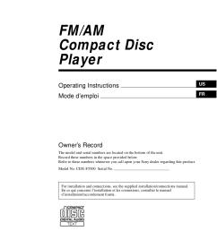 pdf for sony car receiver cdx f5500 manual [ 876 x 1240 Pixel ]