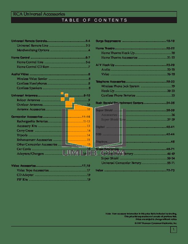 Download free pdf for Hitachi 50EX10B TV manual
