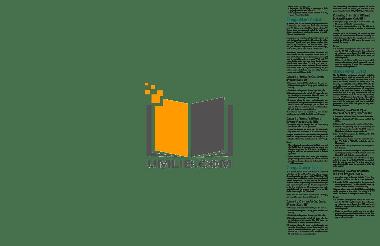 PDF manual for HP Laptop G6040