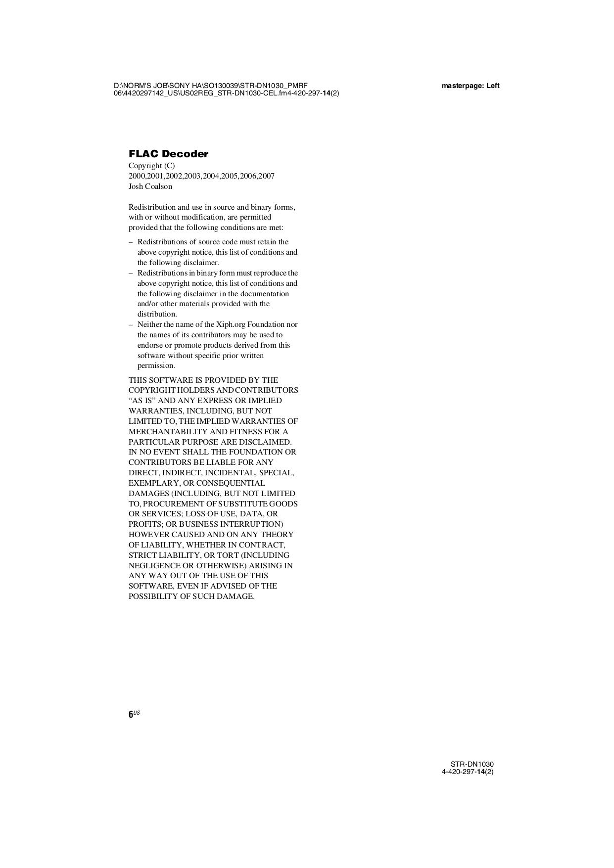 PDF manual for JVC Speaker SP-D602