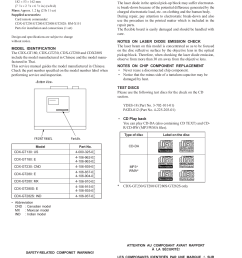 sony cdx fw570 wiring diagram sony faceplate cd player cdx [ 1241 x 1755 Pixel ]