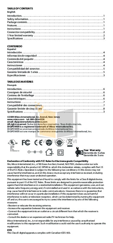 PDF manual for Asus Laptop F50Sv