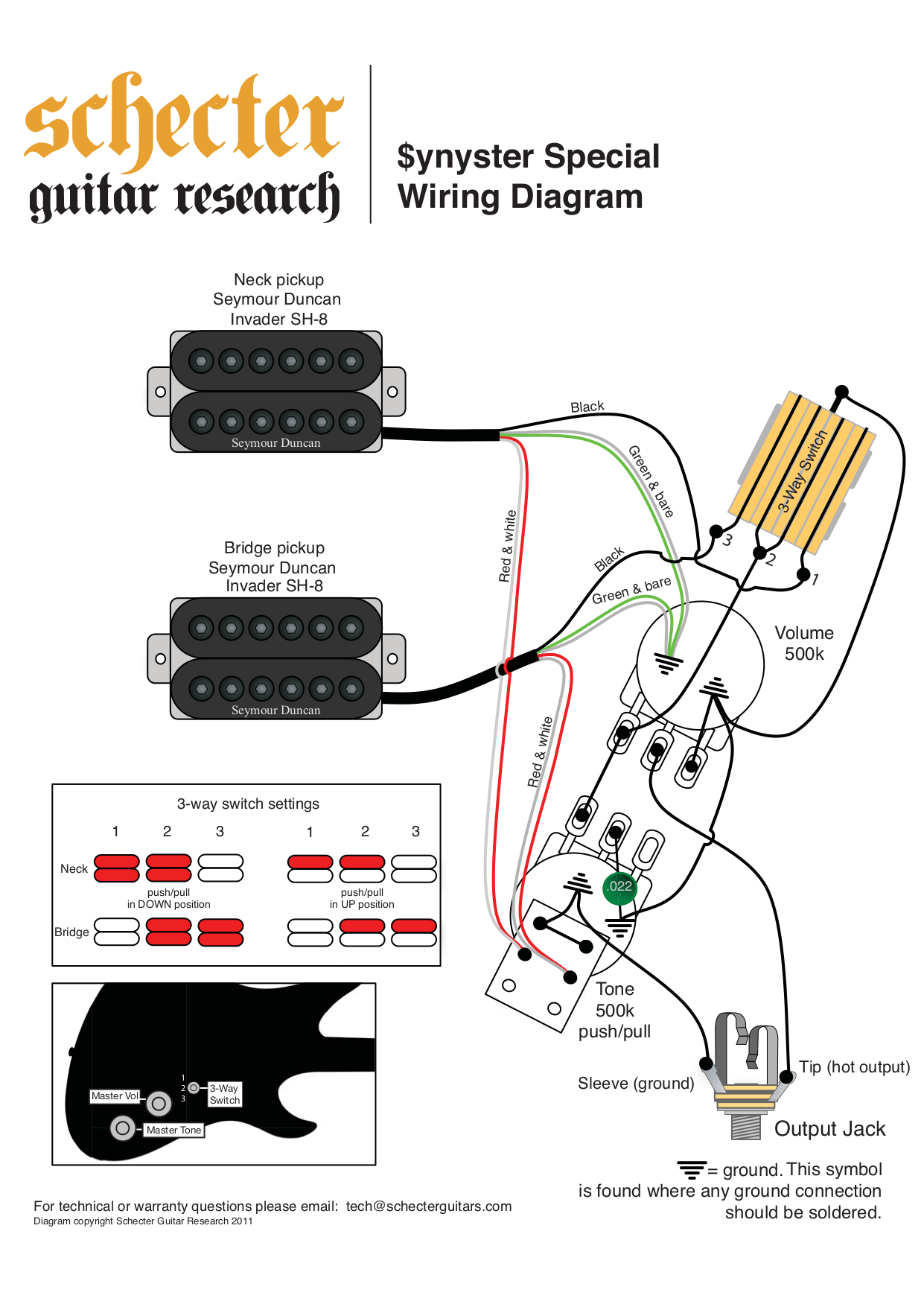 hight resolution of schecter wiring harness wiring diagram img schecter c1 wiring diagram