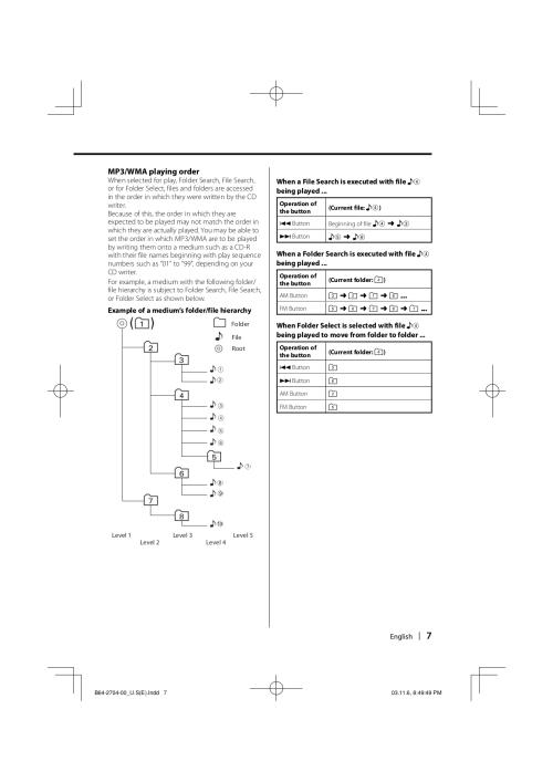 small resolution of pdf manual for kenwood car receiver kdc 128 rh umlib com kenwood car stereo wiring diagram kenwood kdc 210u wiring diagrams