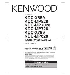 pdf for kenwood car receiver kdc 128 manual [ 1240 x 1755 Pixel ]