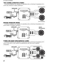 2 channel amp kicker wiring diagram [ 1275 x 1651 Pixel ]