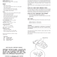 Sony Cdx Gt55uiw Wiring Diagram Five Pin Trailer Manual Free For You Pdf Car Receiver Xplod M 700