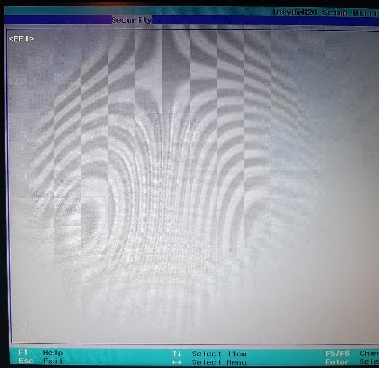 Ubuntu shows