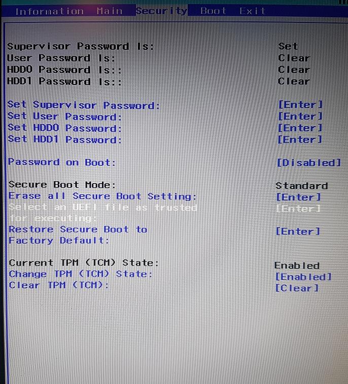 BIOS Select UEFI file