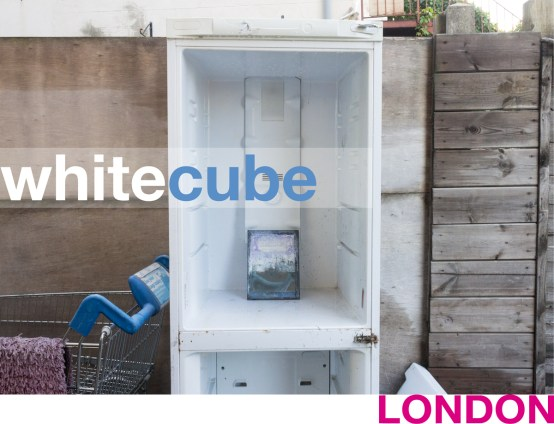 WHITE CUBE (Leytonstone/London)