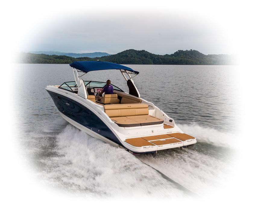 sea ray warranty roman republic diagram sdx 270 sundeck series boats new deck specs