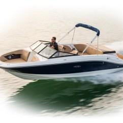 Sea Ray Warranty Citroen Berlingo Wiring Diagram Manual Spx 210 Sport Boats For Sale From 40 000 Build Your Specs