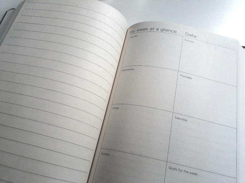 papery review multiplanner week