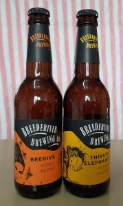Breederivier brewing company beer