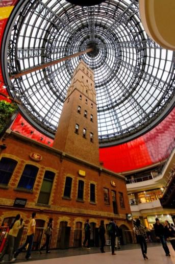 Melbourne Central Tour