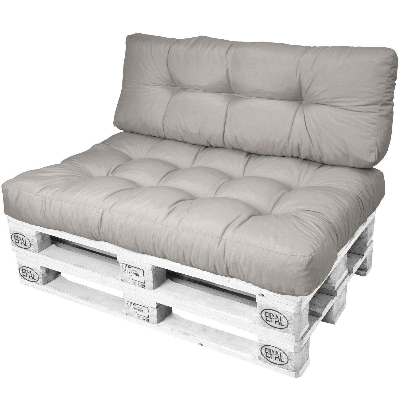 Cuscini Beige Per Divano cuscini per divani in pallet leroy merlin - divanetto con