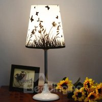 Simple Modern Butterfly Pattern Home Decorative Table Lamp ...